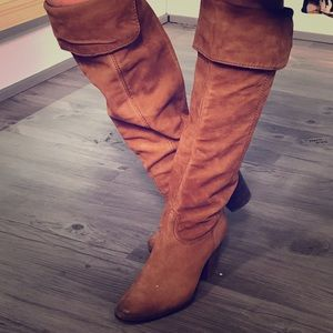 The softest leather boots ever!